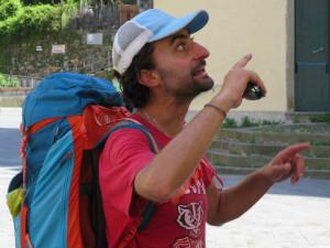 Lorenzo Italy Guided Walking Tour guide - Walk About Italy