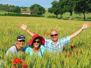 Tuscany guided walking tours