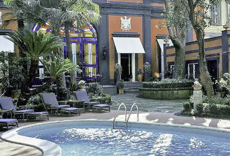 hotel costantinopoli 104 naples
