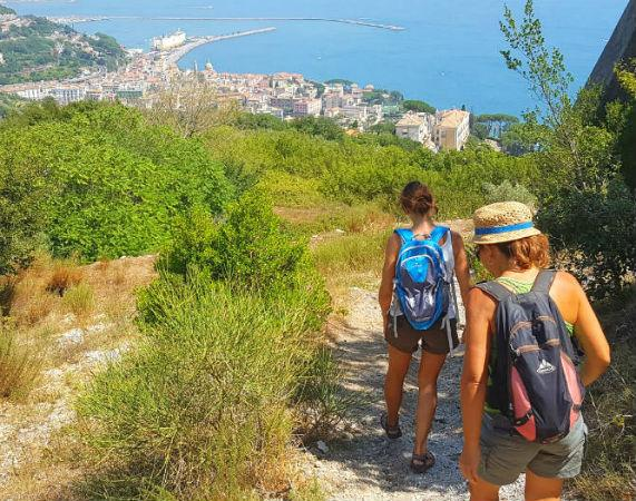 amalfi coast guided walking tours
