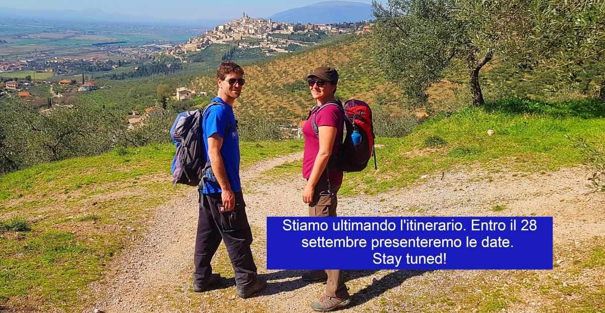 Umbria trekking