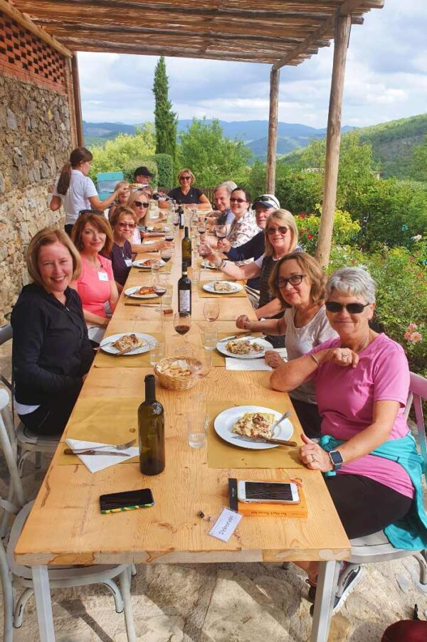 Tuscan splendor getaway