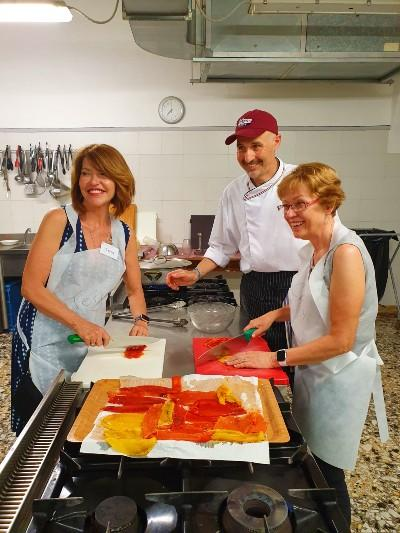 learn how to cook Italian