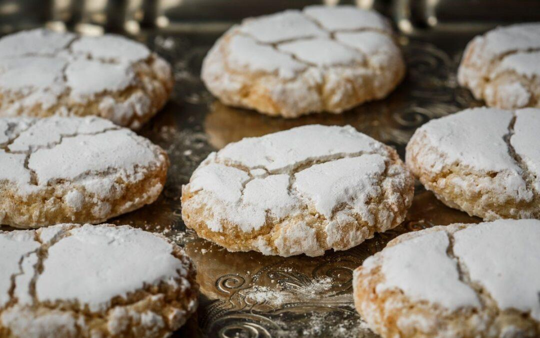 Sweets or slippers? Sienese traditional sweets of the end of Christmas festivities