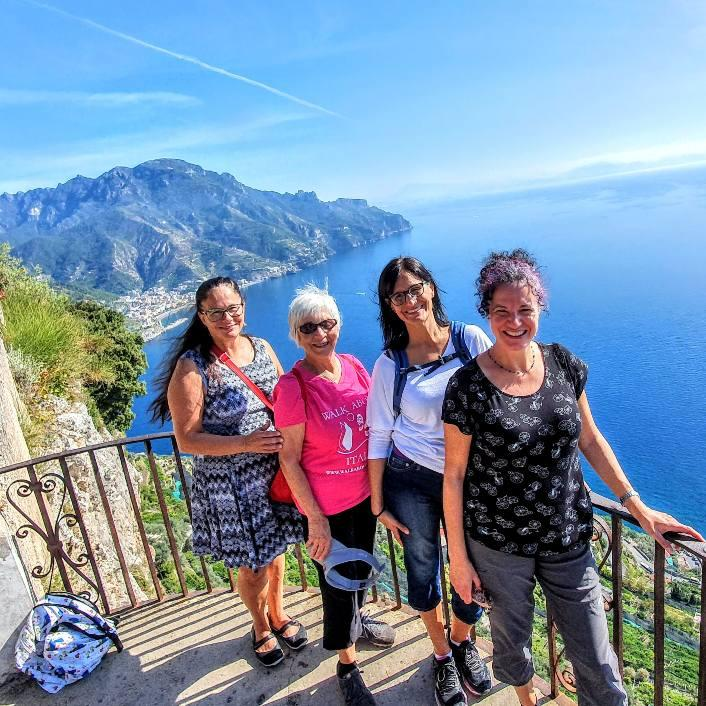 amalfi walking tour