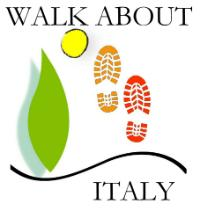 walk about italy logo